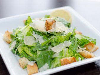 Caesar Salad - Cambridge Pizza