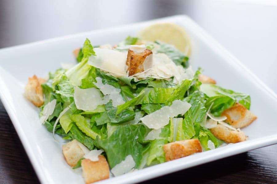 Caesar Salad - Cambridge Pizza