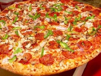 Pepperoni Pizza - Cambridge Pizza