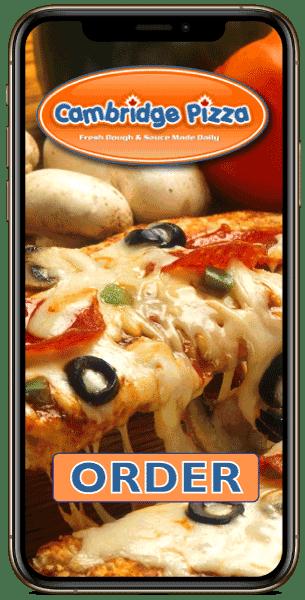 IPhone - Cambridge Pizza