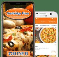 IPhone Group - Cambridge Pizza