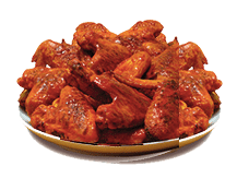 Chicken Wings - Cambridge Pizza