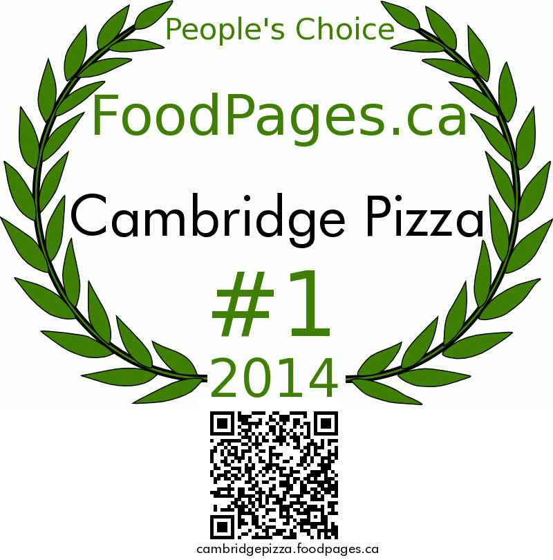 Peoples Choice - Cambridge Pizza