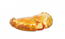 Veg Panzerotti with<br> 3 Toppings <br>(For pick-up only)