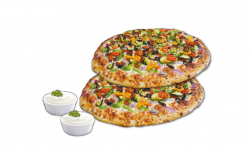 2 For 1 Pizza <br>